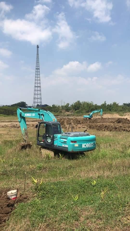 Berdasarkan pemantauan portal berita Kempalan.com, di lokasi sejak awal April mulai beroperasi sejumlah alat berat milik Ciputra melakukan land clearing alias pembersihan lahan.