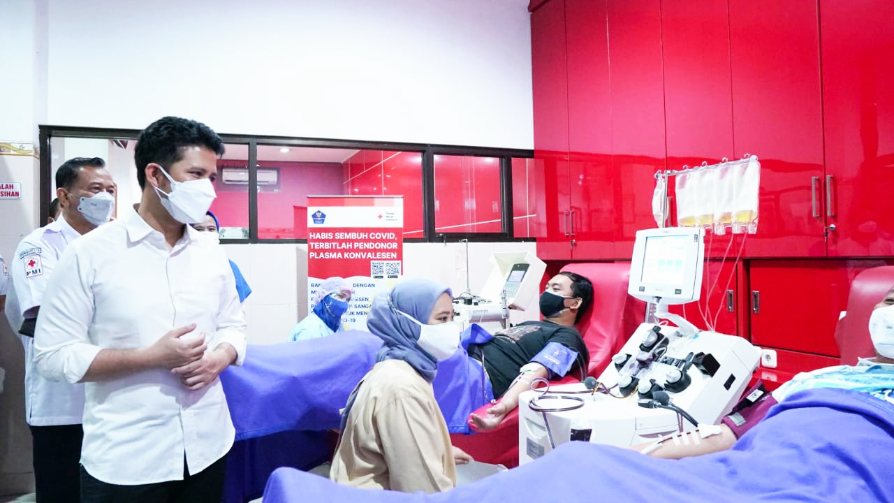 Daftar Sukarelawan Pendonor Darah