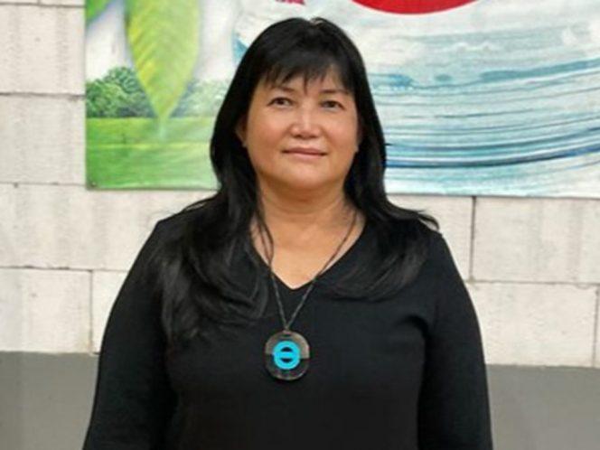 Evi Ekawati, siap mencalonkan diri sebagai Ketum Pengprov Perbasi Jatim periode 2021-2025, ujarnya Minggu (26/9).