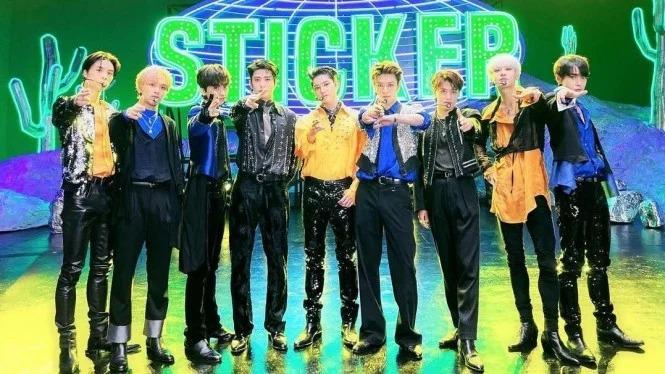WOW! Album 'Sticker' Milik NCT 127 Tempati Peringkat Ketiga di Billboard 200