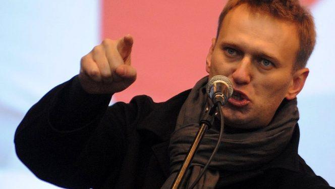 Alexey Navalny-BBC