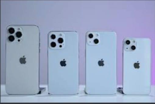 iPhone 13. (Apple)