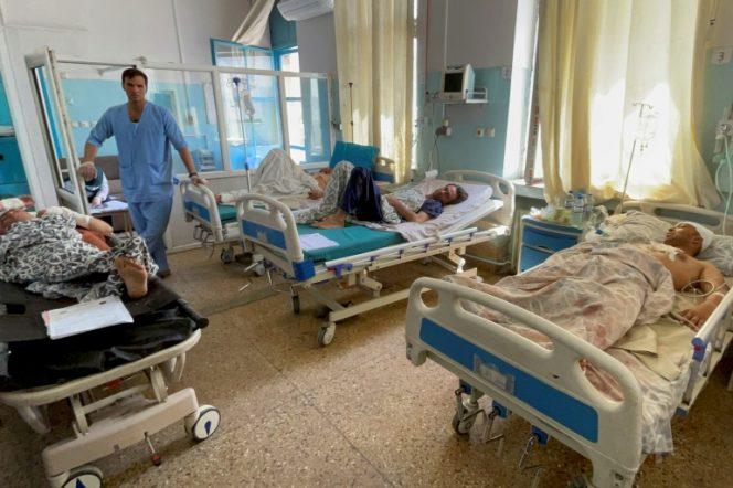 Keadaan Rumah Sakit di Afghanistan-Aljazeera