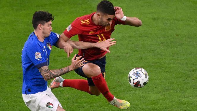 Striker Manchester City, Ferran Torres (Sky Sports)